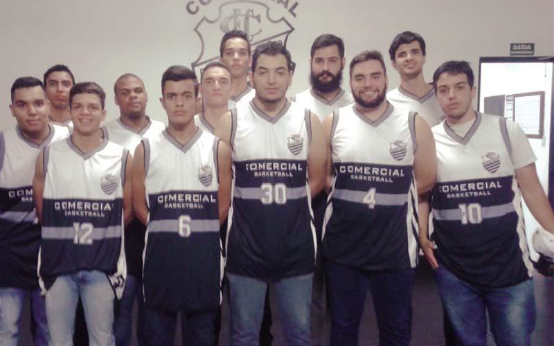 Revide, Para impulsionar a marca, Comercial apresenta novo time de basquete, basquete, serrana, comercial, esportes, são paulo