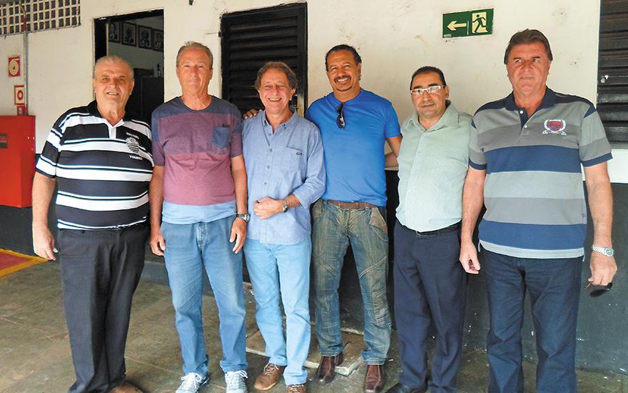 Revide, Mestres da bola que fizeram a história do Leão, notícias de ribeirão preto, esporte, futebol, ribeirão preto