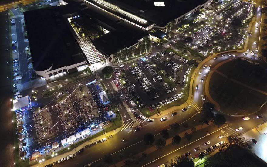 Revide, Festival de churros reuniu 25 mil pessoas no último final de semana, churros, festival, pessoas