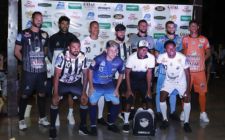 Revide, Comercial lança nova linha de uniformes para a temporada de 2019, Comercial, uniforme, lançamento, Ribeirão Preto, Unimed
