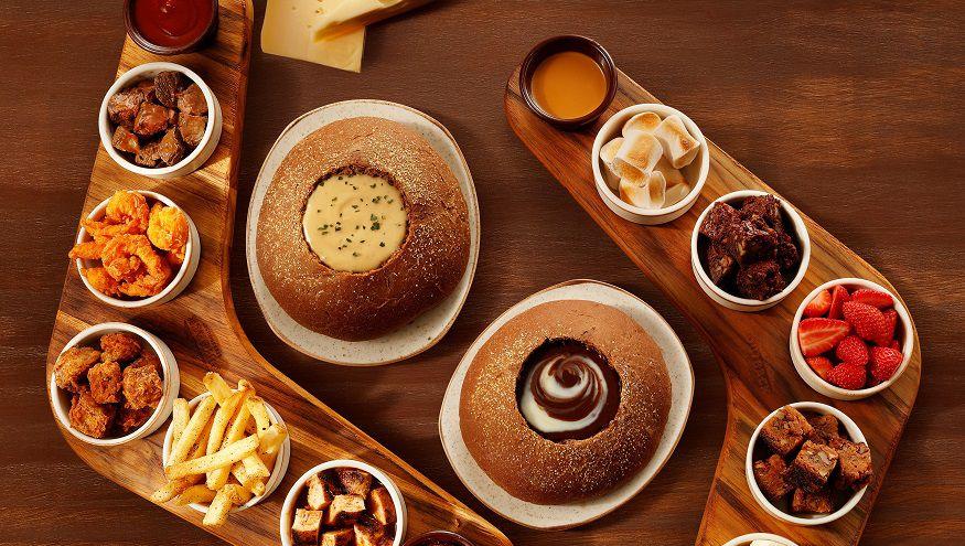 Revide, Rede Outback lança receitas de fondue salgado e doce para a entrega, fondue, outback, ribeirão preto, receita, novo, entrega, delivery