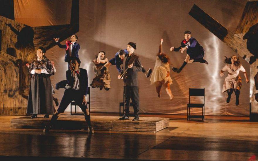 Revide, Grupo Teatral Porão abre inscrições para processo seletivo, grupo teatral porão, cultura, ribeirão preto teatro, vinícius zampieri, inscrições teatro