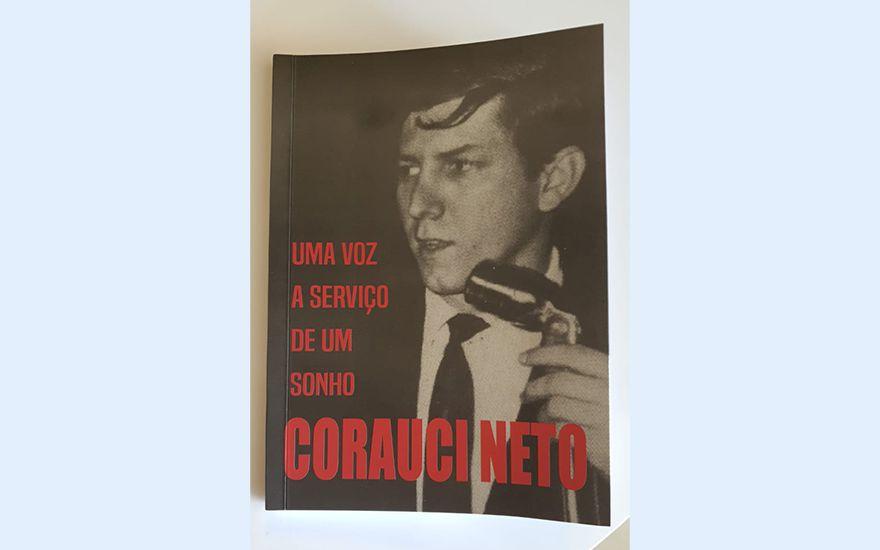 Revide, Corauci Neto ganha biografia em comemoração ao aniversário de 80 anos , lançamento, comemoração, livro