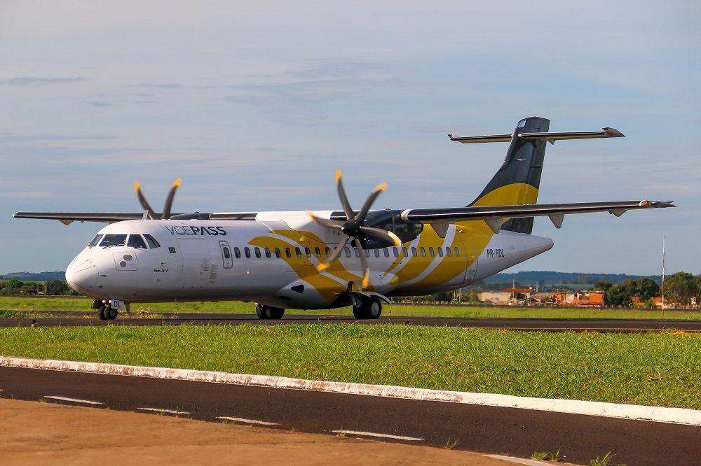 Revide, Voepass retorna com voos ligando Ribeirão Preto a Brasília, Voepass, Ribeirão Preto, Brasília