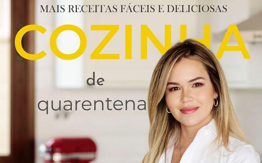 """Revide, Manuela Titoto lança e-book """"Cozinha de quarentena 2"""" com a participação de convidados especiais , Gastronomia, Ribeirão Preto, Solidariedade"""