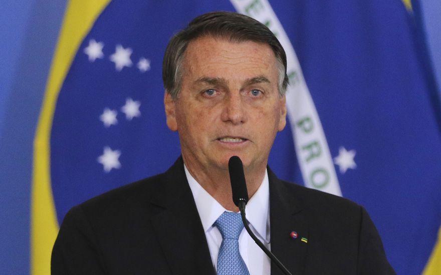 Revide, Bolsonaro diz que não teve intenção de agredir outros Poderes, bolsonaro, protestos, nota, oficial, stf, ataque, stf, fux, alexandre, morais, ribeirão, preto