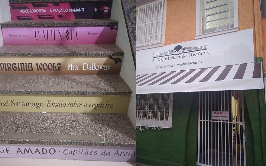 Revide, Ribeirão Preto ganhará nova livraria de rua, degustadora, história, livraria, sebo, ribeirão, preto