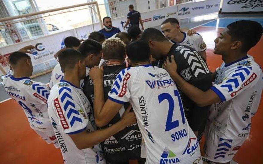 Revide, Futsal Ribeirão enfrenta o CATS Taboão da Serra nesta sexta-feira, 17, Ribeirão Preto, Futsal Ribeirão, Copa LPF, Liga Paulista de Futsal, Esporte