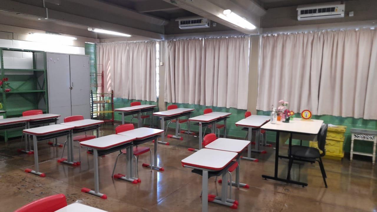 Revide, Secretaria da Educação de Ribeirão Preto irá climatizar todas as salas de aula da rede municipal, Educação, Ribeirão Preto, Rede, Municipal, Climatização, Salas, Aula