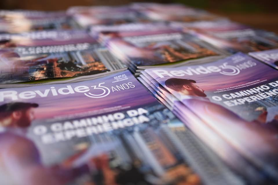 Revide, Revide comemora 35 anos em evento no Palacete 1922, comemoração, evento, ribeirão preto, revide, revista, palacete, 35 anos