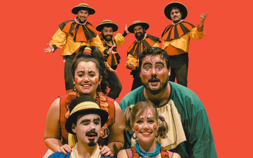 """Revide, Peça """"O Grande Circo Musical"""" abre a programação presencial do Teatro Minaz, ribeirão preto, teatro ribeirão preto, teatro minaz, minaz rp, temporada de primavera minaz, cia minaz"""